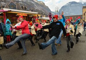 Flashmob JDC 2012